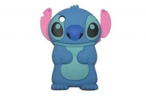 3D Cute Disney Lilo Stitch Series Animals Silicone Soft Case Cover Mobile Phone