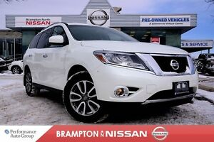 2015 Nissan Pathfinder SV *Bluetooth|Heated seats|Rear view moni
