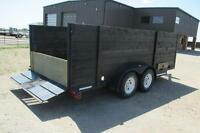 TRAILTECK 18 FT TILT DECK TRAILER