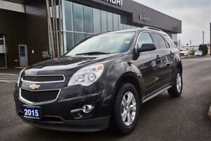 2015 Chevrolet Equinox AWD / NAV / LEATHER / AND MUCH MORE!!