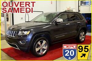 2015 Jeep Grand Cherokee LIMITED * CUIR  * NAV