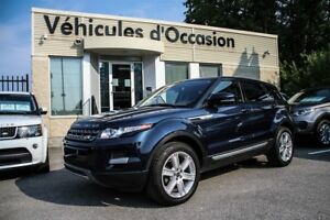 2013 Land Rover Range Rover Evoque Pure CERTIFIÉ 1.9% GARANTIE 6