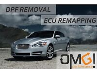 DPF Removal Service - ECU Remapping - EGR Off - DPF Emulators - DPF Delete - OMG Performance