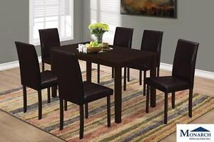 Brand NEW Cappuccino 5-Piece Dinette Set! Call 709-634-1001!
