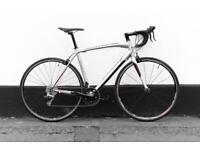 Specialized allez sport silver carbon fork (new parts)