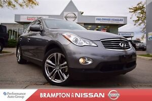 2012 Infiniti EX35 Luxury (A7) *Leather,Rear view monitor,Heated