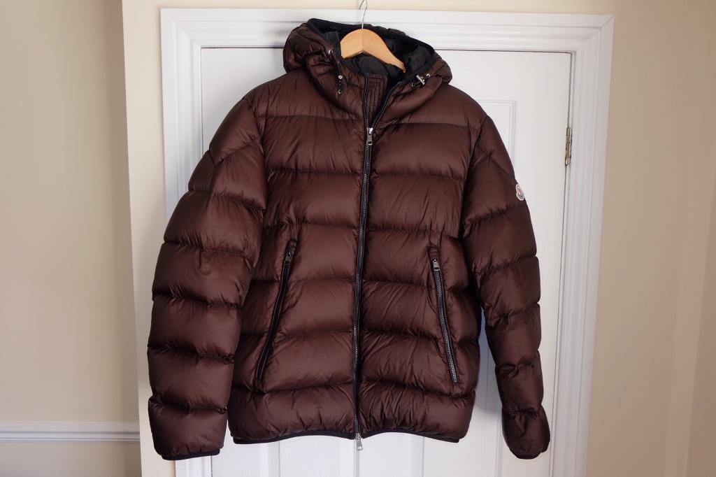 moncler jacket repair