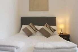 Contractors, Visitors, Tourists Short Stay Let Studio or 1 Bed Full Serviced Apartments in Leicester