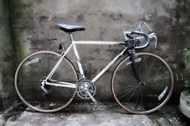 Raleigh equipe 1980s racer (restoration project)