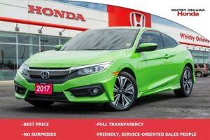 2017 Honda Civic EX-T (MT)