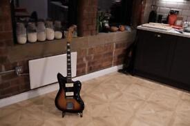 CIJ Fender Jazzmaster JM66b + Mods + Hardcase