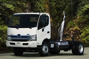 2017 Hino 195 Hybrid. Diesel Electric Hybrid. 3 year main...