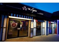 Delivery Driver & Waiting staff for Indian Restaurant Dundonald