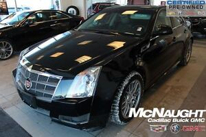 2011 Cadillac CTS Leather   Sunroof   Winter and Summer Tires an