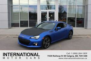 2015 Subaru BRZ SPORT TECH! BRAND NEW!