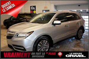 2014 Acura MDX Nav GPS CAMERA BLUETOOTH CUIR TOIT OUVRANT