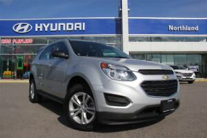 2016 Chevrolet Equinox LS/Alloys/Back Up Cam/Bluetooth