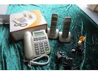 Binatone Speakeasy 3865 Combo Telephone/Answer M/c