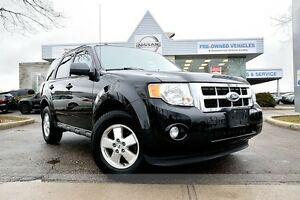 2011 Ford Escape XLT *Leather, Bluetooth, Sunroof*