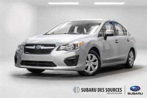 2014 Subaru Impreza 4Dr Sedan CVT   $121/2 Semaines