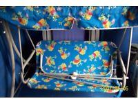 Child's Garden Swinging Chair