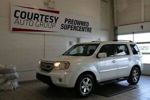 2011 Honda Pilot Touring | Bluetooth | Leather Seats
