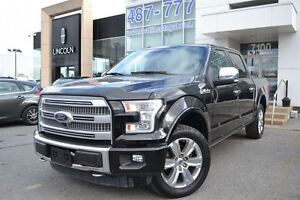 2015 Ford F-150 Platinium 4WD King Ranch SuperCrew 6.5-ft. Bed 4