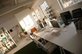 Desk space (1 to 8) East London - Shoreditch - £275 + vat PM