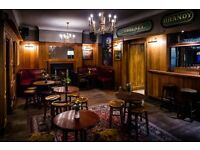 BAR STAFF- PT/FT- THE WHITE HORSE AND THE MONTPELIER (PECKHAM)