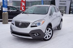 2016 Buick Encore Leather AWD | Nav | Sunroof | Heated Seats