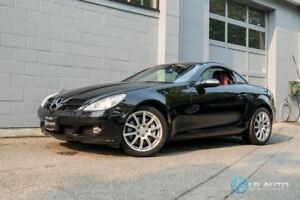2006 Mercedes-Benz SLK-Class SLK350! 6 Speed Manual!! Navigation