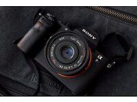 NEW: Sony A7S mark ii DSLR Camera