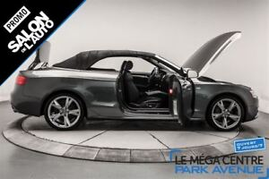 2013 Audi A5 AWD S LINE CONVERTIBLE FULL LOAD