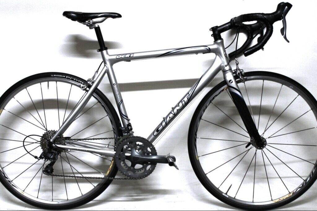 54cm Refurbished Giant Road Racing Bike Mavic Aksium Race Shimano Claris  700c M | in Temple Meads, Bristol | Gumtree