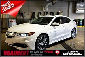 2015 Acura TLX Elite A-SPEC AWD GPS CUIR TOIT OUVRANT