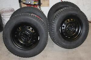 Large Selection of Discounted Winter Snow Ice Tires Truck Car Wheel Packages Michelin Blizzak Goodyear MPI FINANCING