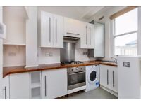 NEWLYT REFURBISHED 1 BEDROOM FLAT-LARGE OPEN PLAN KITCHEN/RECEPTION-MODERN BATHROOM - CLOSE TO TUBE