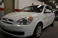 2011 Hyundai Accent L 38$/semaine