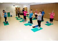 Pilates Classes in Sundon Park, Luton
