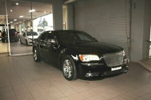 2012 Chrysler 300 MY12 Limited Black 8 Speed Automatic Sedan Thornleigh Hornsby Area Preview