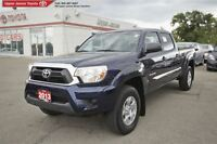 2013 Toyota Tacoma SR5 - One owner, no accidents.