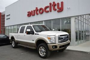 2012 Ford F-350 King Ranch | Heated/Cooled Leather | Sunroof |