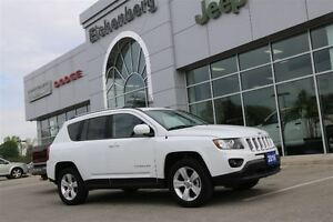 2016 Jeep Compass North 4x4 *EXECUTIVE VEHICLE*