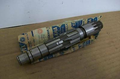 NOS <em>YAMAHA</em> MX360 MX250 MAIN DRIVE SHAFT