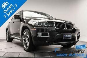 2014 BMW X6 xDrive35i NAV, TOIT, CUIR