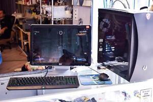 CUSTOM Intel Core i7-4790K 4.00Ghz 16GB DDR3 1600MHz 3TB HDD 240GB SSD GTX 960 4GB Gaming Rig VR-Capable 5K STREAM