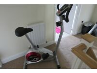 Exercise Bike (still as new and only 4 months old).