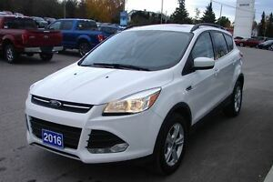 2016 Ford Escape SE leather,roof,sync  .loaded. Peterborough Peterborough Area image 2