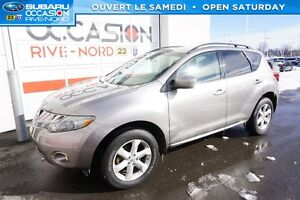 2009 Nissan Murano S CAM.RECUL+MAGS+SIEGES.CHAUFFANTS