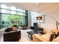 Stunning 1 bedroom duplex apartment with study room, in Popular Baltimore wharf Development-TG